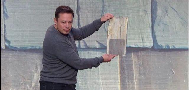 Ardeambiental 3 Tesla, tejados
